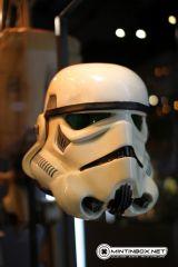 Helmet - Empire Strikes Back MK2 - Star Wars Identities Exhibit