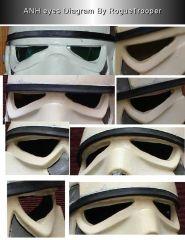 A New Hope Stunt Helmet Eyes 05