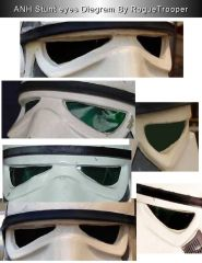 A New Hope Stunt Helmet Eyes 01