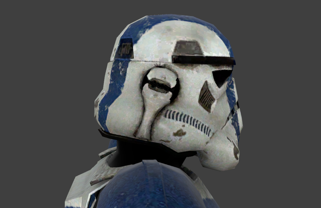 Stormtrooper Commander Screen Capture HelmetRight