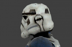 Stormtrooper Commander Screen Capture HelmetLeft