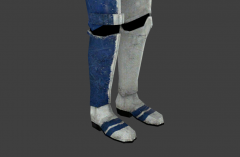 Stormtrooper Commander Screen Capture Boots