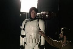 Joe Johnston as Space Trooper
