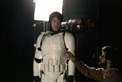 Joe Johnston as Space Trooper