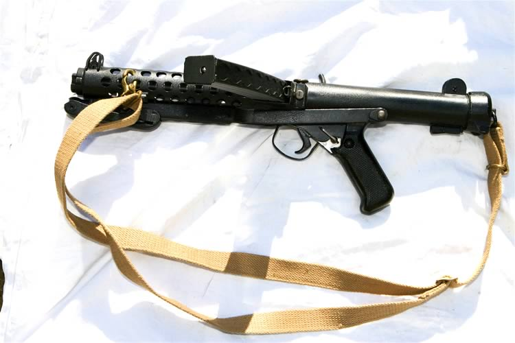 Sterling L2A3 Mk 4