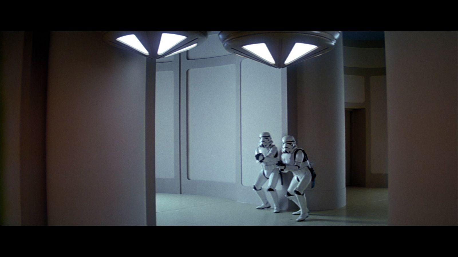 Star Wars Empire Strikes Back: Bluray Capture 109
