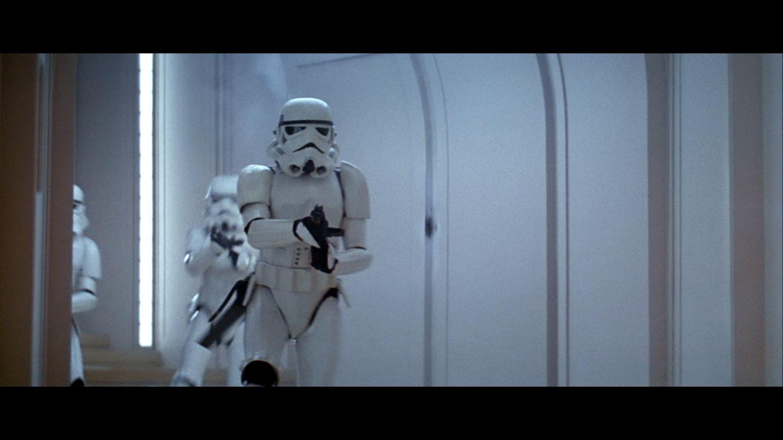 Star Wars Empire Strikes Back: Bluray Capture 108