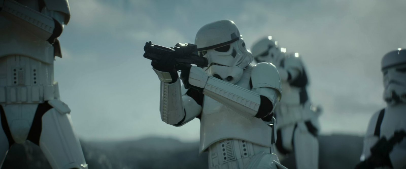 Mandalorian Stormtrooper References
