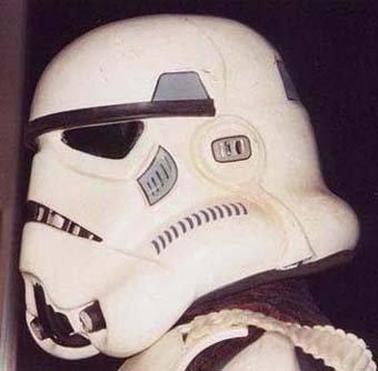 Helmet ROTJ References