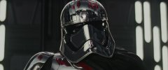 Captain Phasma TLJ Blu-ray