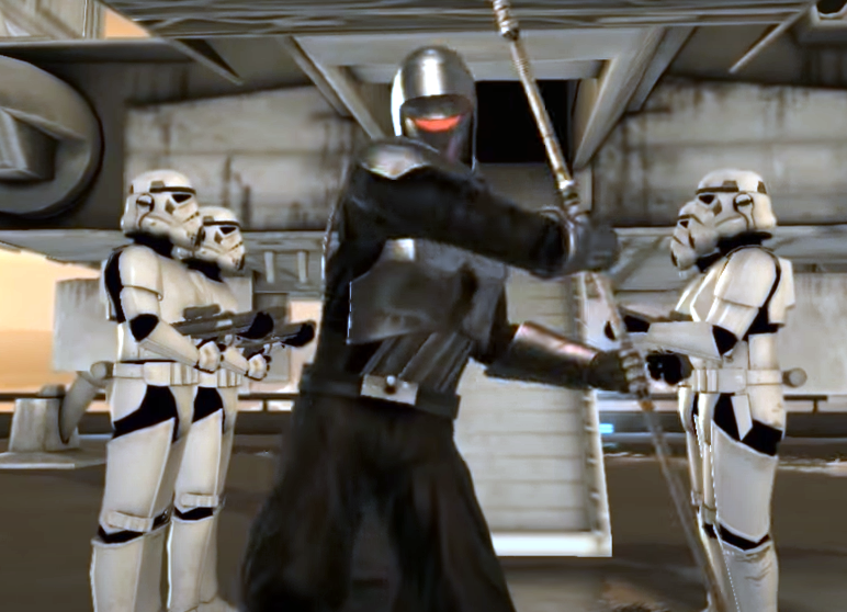 The Force Unleashed Stormtrooper